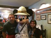Disney World -- Remo & Mikayla