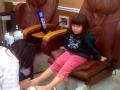 Mikayla First treatment